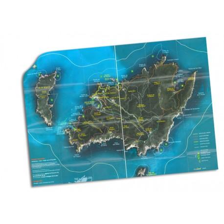 Visio carte Port-Cros