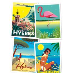 Cartes postales Monsieur Z