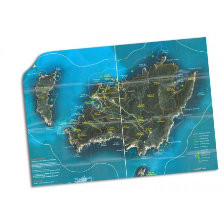 Visio carte Port-Cros