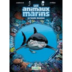 BD Les animaux marins