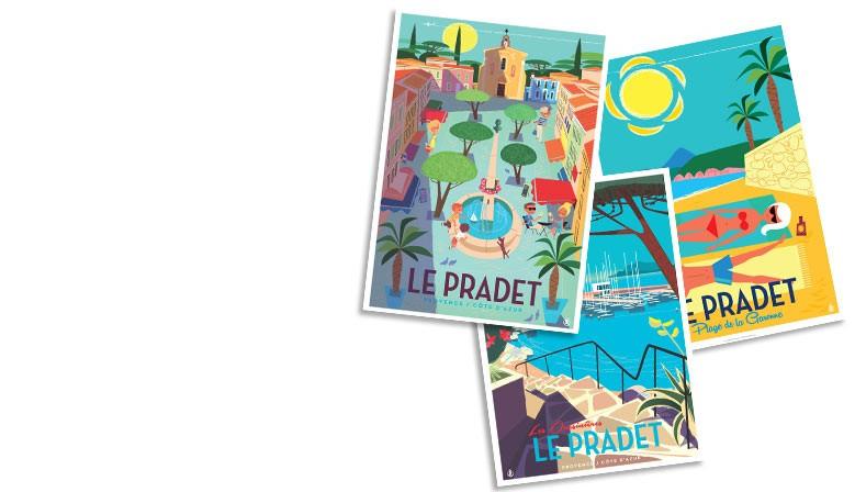 3 nouvelles affiches Mr Z sur Le Pradet